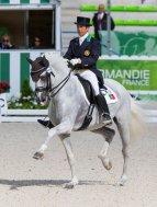 Alltech FEI World Equestrian Games™ 2014 - Normandy, France.